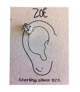ZOE Earcuffs van sterling zilver (925)