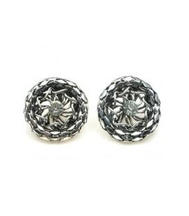 zilverkleurige clip oorbellen,oorclips,oorclips zilverkleur kopen,zilverkleurig oorclips online kopen,fashion oorclips,trendy