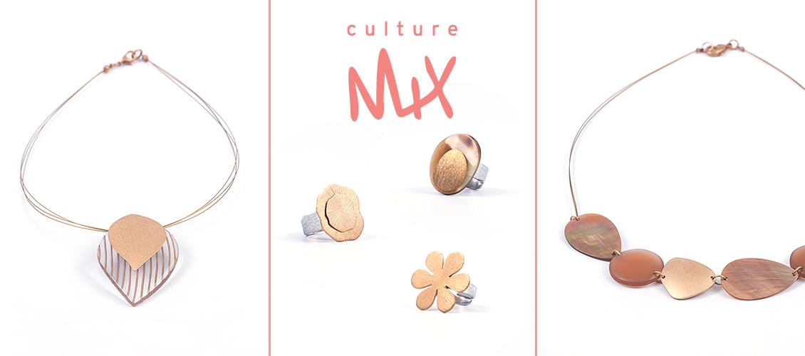 Sieraden van Culture Mix